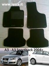 Tappeti moquette Originali Audi A3 A3 (8P) Sportback