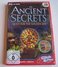 Ancient Secrets Quest for the Golden Key -  XP/VIsta/7