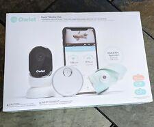 New listing Owlet Monitor Duo: Smart Sock 3 Plus Hd Video Camera