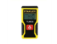 STANLEY MISURATORE distanza laser metro elettronico TLM30 9mt.