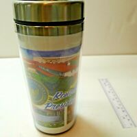 Ronald Reagan Presidential Library Stainless Steel Coffee Mug Cup President