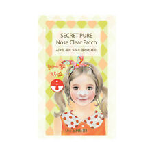 [THESAEM] Secret Pure Nose Clear Patch Set - 1pack (8pcs)