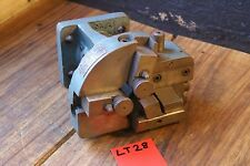 Tangi-Flow Rollerbox Cutter Lathe Turret Box Roller Tool Holder 3A / 4 - A/O