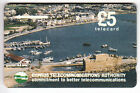 EUROPE TELECARTE / PHONECARD .. ILE CHYPRE 5£ GPT 14CYPA N/GRIS + B NOTCHED