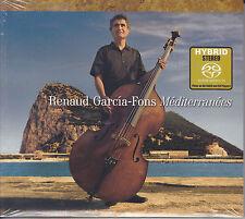 """Renaud Garcia-Fons - Mediterranees"" Audiophile Hybrid Stereo SACD New Sealed"
