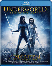 UNDERWORLD - RISE OF THE LYCANS (BLU-RAY) (BILINGUAL) (BLU-RAY)