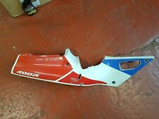 HONDA VFR400 NC30 RIGHT SIDE PANEL  SEAT COWLING SEAT FAIRING
