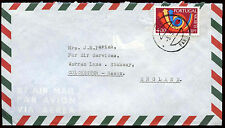 Portugal 1973 Commercial Cover To England #C32234