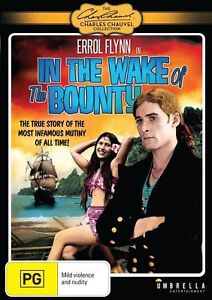In The Wake Of The Bounty (DVD) NEW/SEALED