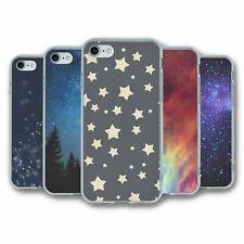 Para iPhone 7 & 8 estrellas de colección 5 Silicona Funda Cubierta