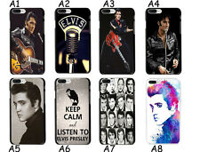 Elvis Presley Soft TPU Case Back Cover For iPhone X 6S 7 8 Plus 5S Galax S9 S8+