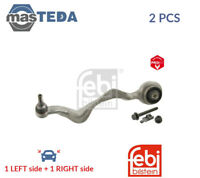 2x FEBI BILSTEIN FRONT LH RH TRACK CONTROL ARM PAIR 30516 P NEW OE REPLACEMENT