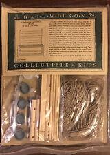 Gail Wilson Duggan Traditional Ladderback Bench Kit  ©1991