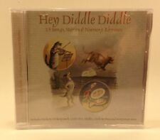 Hey Diddle Diddle (CD 2002) - 28 Songs, Stories and Nursery Rhymes - Kid's Music