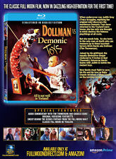 Dollman vs Demonic Toys - Blu-Ray- HD Re-Mastered, Commentary Tim Thomserson