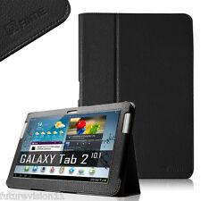 "Samsung Galaxy Tab 2 10.1"" Tablet Leather Case Cover P5100/P5110/P5113"