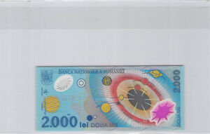 Roumanie 2000 Lei 1999 n° 007B1050591 Pick 111