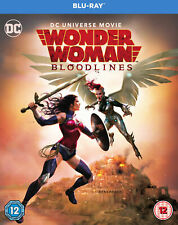 Wonder Woman: Bloodlines (Blu-ray) Rosario Dawson, Jeffrey Donovan