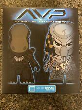 Lootcrate Avp Aliens Vs Predator Titans Vinyl Figure Collectible Nib Mystery