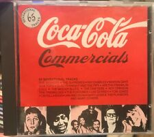 Coca Cola Commercials CD