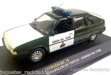1/43 CITROEN BX 19 TRAFICO GUARDIA CIVIL POLICIA IXO ALTAYA DIECAST
