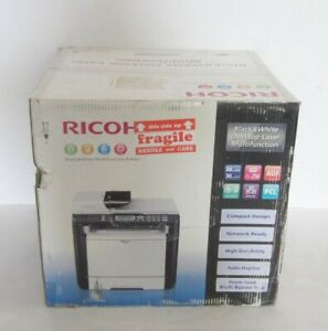 BRAND NEW Ricoh SP 311SFNw All-In-One Laser Printer