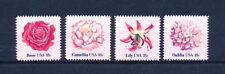 United States  1876-9 MNH, Flowers,  1981