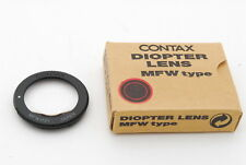 [AB Exc+] CONTAX 645 MFW Diopter Lens +2 for MF-2 Waist Level Finder JAPAN Y4146