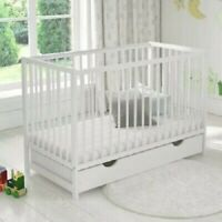 """COT BED BABY (120cm x 60cm) 47"""" x 24"""" Foggarty's EXTRA THICK MATTRESS PROTECTOR"""