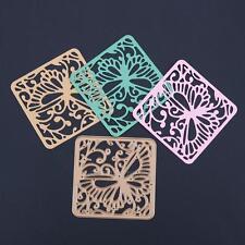 Butterfly Frame Cutting Dies Stencil for DIY Scrapbooking Album Xmas Card Craft