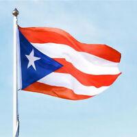"15/"" Long FREE SHIP Puerto Rico Flag Wood Machete Boricua Rican Souvenirs"