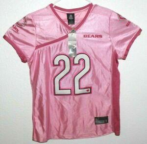 NWT Bears NFL Women Reebok On Field Performance Apparel Jersey Size M RN#119208