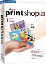 The Printshop 23 Encore (PC) *New,Sealed*