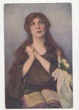Credo by Ehrlich 1923 Art Postcard 307a