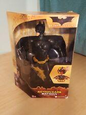 """2005 Batman Begins 12"""" Action Cape Batman Figure Nib Sealed!"""