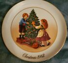 Norman+Rockwell+1982+%22Keeping+the+Christmas+Tradition%22+collector%27s+plate