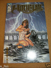 Witchblade # 14 B Gold American Entertainment Top Cow Excl. Michael Turner  ZCO0