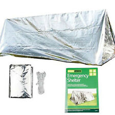 Survival Shelter Tent, Sleeping bag; windproof and waterprood