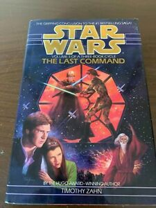 Star Wars The Last Command Volume 2 HC 1993 First Edition First Printing