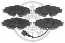 Optimal Front Brake PadsBP-12618 fits Audi A3 8VA, 8VF 1.4 TFSI 2.0 TDI