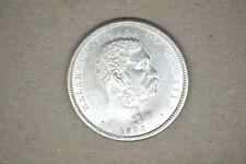 1883 Hawaii Half Dollar- Choice AU/BU.  Gorgeous Luster.