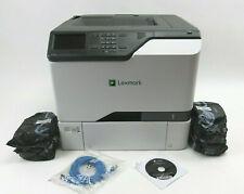 Lexmark Cs725de Color Laser Printer with Cosmetic damage (40C9000) Duplex i Usb