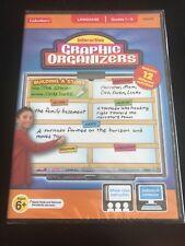 Lakeshore Interactive Graphic Organizers Language Game Grades 1-6 PC/MAC