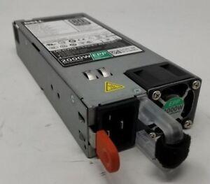 Dell PowerEdge C4130 FX2 R740XD 2000W Power Supply PSU 80+ Platinum J5WMG 0J5WMG