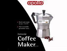 Stove Top Moka Espresso Coffee Pot - 3 Cup capacity