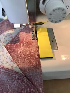 Magnetic Sewing Machine Seam Guide Attachment Straight Seams Every Time