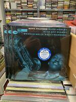 Hank Mobley LP Soul Nation 2021 Versiegelt Blue Note