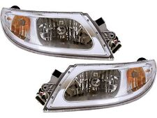 INTERNATIONAL IH 4300 4400 2006 2007 2008 HEAD LIGHTS PAIR LEFT RIGHT HEADLIGHTS