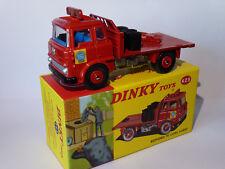 Camion transporteur de charbon BEDFORD TK Coal Lorry - ref 425 dinky toys atlas
