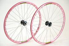 NEW Ambrosio Pista Track Wheelset 28 / 32 Spokes Cicli Berlinetta Logo Fixie